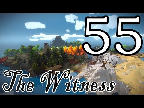 [55] The Witness - Exploring The Cave - Let's Play Gameplay Walkthrough (PS4)