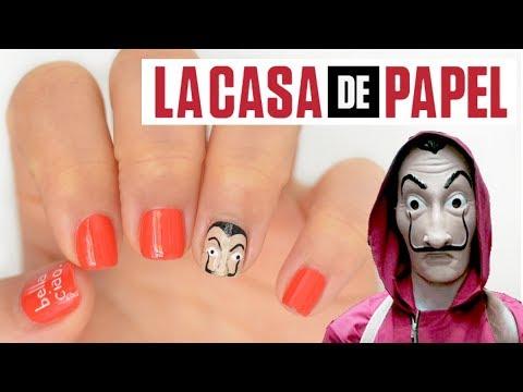 LA CASA DE PAPEL (ART) !