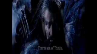 Thorin Oakenshield-Almost a Whisper