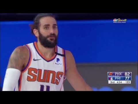 Ricky Rubio 16 pts 10 asts vs 76ers Highlights (08/11/20)