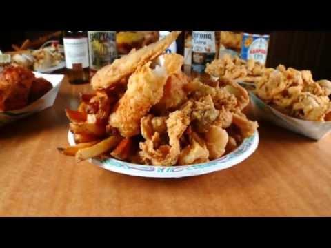 The Clam Box - Quincy, MA (Phantom Gourmet)