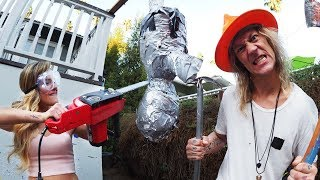 Impossible Piñata with Chachi Gonzales!