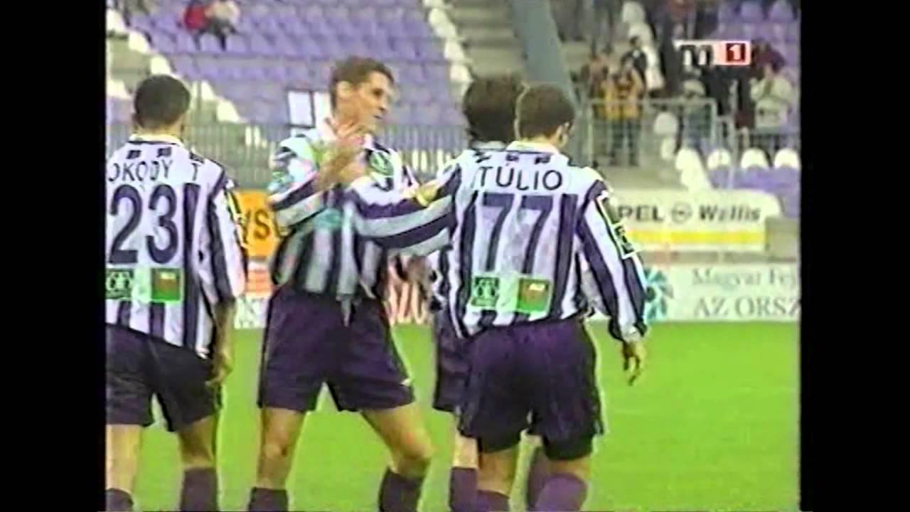 Újpest-Honvéd | 4-0 | 2002. 04. 13 | MLSZ TV Archív