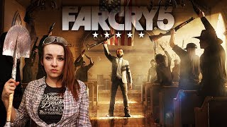 Far Cry 5  На русском. Что нас ждет? Быстрая концовка