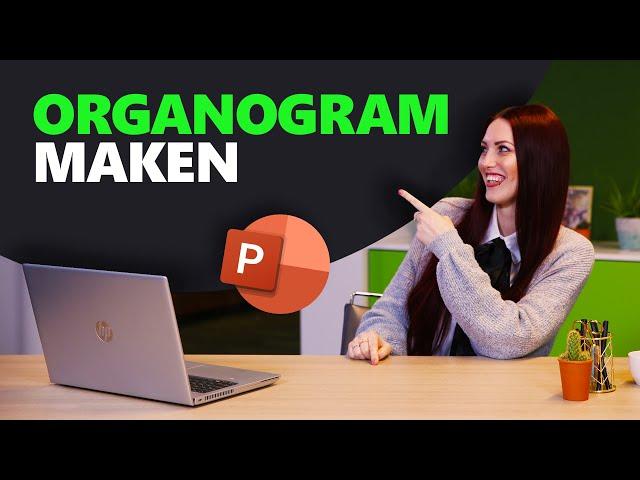 Hoe maak je een organogram in PowerPoint? | PowerPoint basics | PPT Solutions
