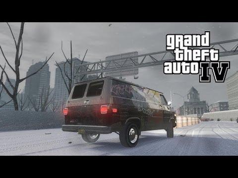 GTA IV Mods: Crime City *Erweitert* #9 (German) (HD) - 25 Minuten Special