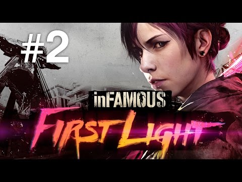 Infamous First Light | Max are puteri din nou | Episodul 2