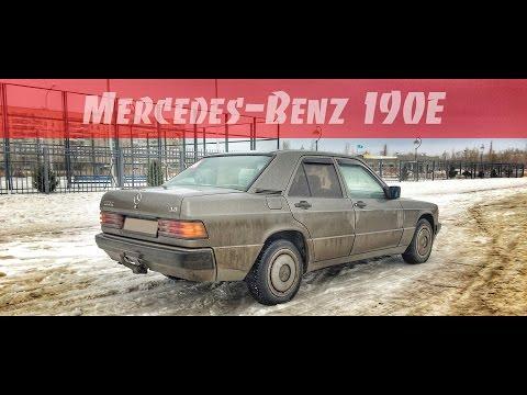 #TESTDRIVE Mercedes-Benz 190E W201 / 1.8 / 109HP / 1991