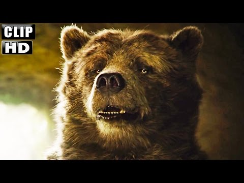 "The Jungle Book Disney Clip ""Das ist Balu"" Deutsch"