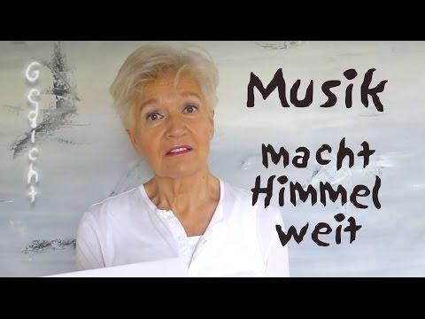 Musik Bringt Etwas In Mir Zum Klingen Gedicht Greta Silver