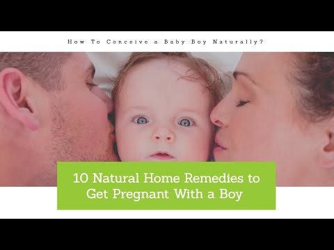 10 Natural Home Remedies To Get Pregnant With a Boy