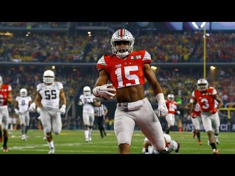 "Ezekiel Elliott Highlights || ""Legend In The Making""  ᴴᴰ || Ohio State"