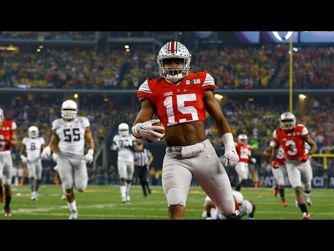 ezekiel elliott highlights amp quot legend in the making amp quot ������ ohio state
