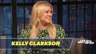 Kelly Clarkson's Daughter Asked to Be a Guest on Her Talk Show