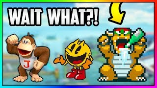 10 Things you DON'T KNOW about Mario Kart!