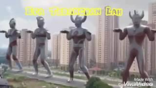 Video Eta Terangkan Lah versi Ultraman goyang download MP3, 3GP, MP4, WEBM, AVI, FLV November 2017