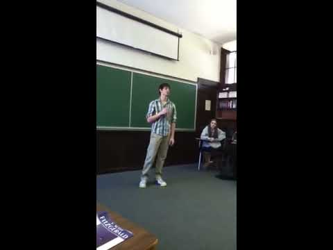 Bearns 2011: Lesbian Sex and Flying Jizz