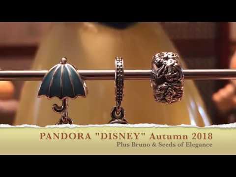 pandora charm disney 2018