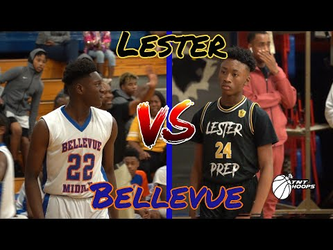Biggest Middle School Rivalry of the Year: Lester Prep Vs Bellevue at the Coaches Choice Classic