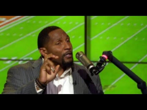 RAY LEWIS SAYS KAEPERNICK NOT SIGNED BY RAVENS BECAUSE OF HIS GIRLFRIENDS TWEET!