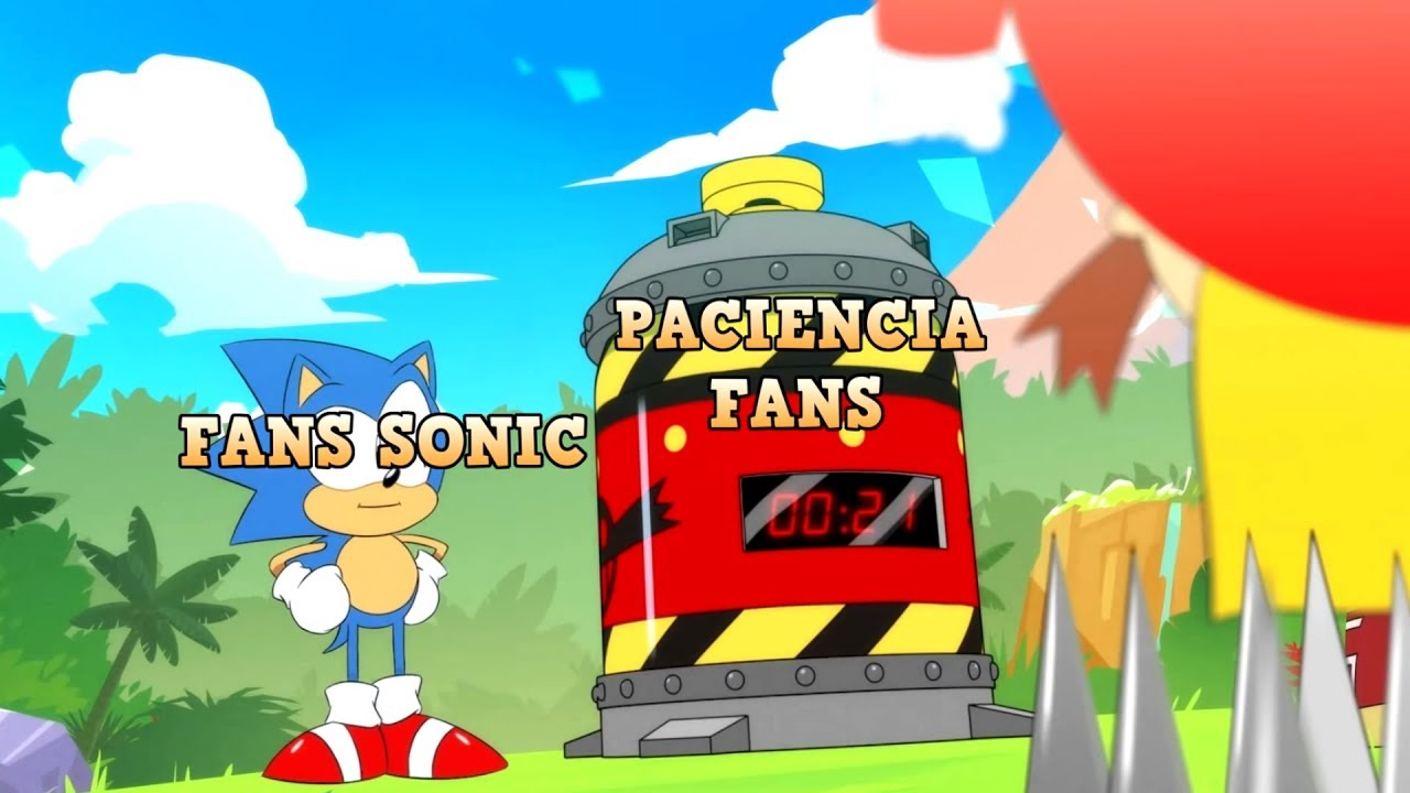 Fans React A Sonic Movie Parodia Youtube