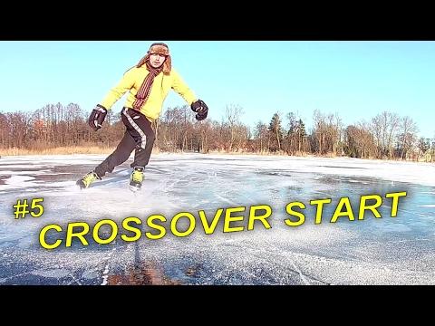 How to Skate BACKWARDS - Beginner / Sprint / Crossover