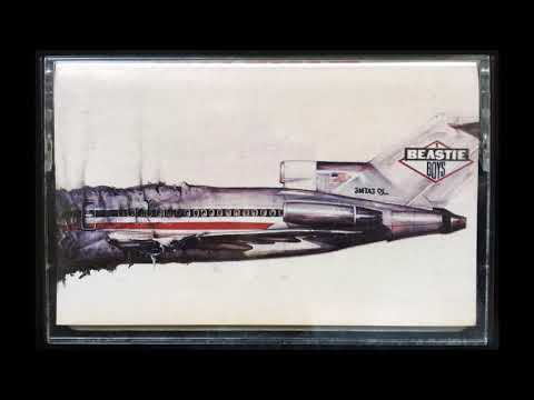 Beastie Boys - Licensed To Ill - FULL ALBUM