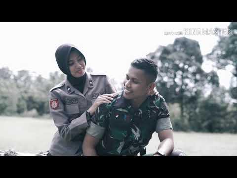 PREWEDDING TNI - AD Dan POLWAN (Sertu Irfan & Bripda Melisa Ocy)
