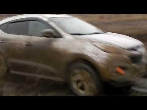 паркетники месят грязь