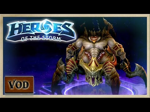 Heroes of the Storm - [Questing!] - Twitch Livestream VoD - 22 March 2017
