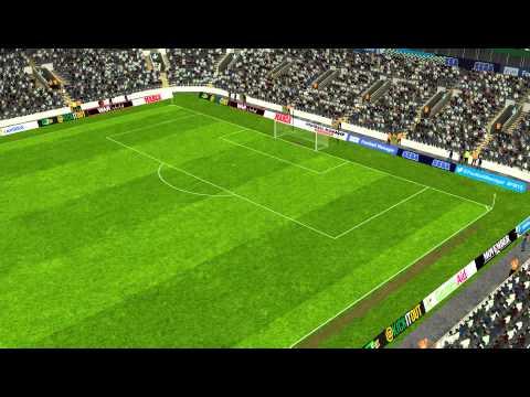 C�rdoba vs R. Madrid - Javier Hern�ndez  CICARITO Goal 21 minutes