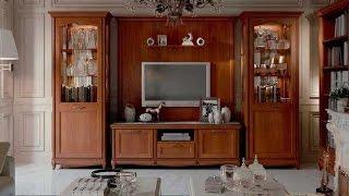 Итальянская гостиная Portofino (вишня) фабрики SAN MICHELE(, 2015-07-28T22:16:53.000Z)
