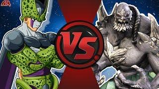 CELL vs DOOMSDAY! (Dragon Ball Z vs DC Comics) Comic-Fight Club-Bonus-Episode 13