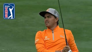 Rickie Fowler's winning highlights from Waste Management 2019