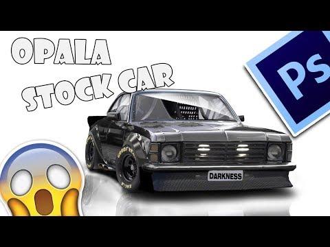 Opala stockcar