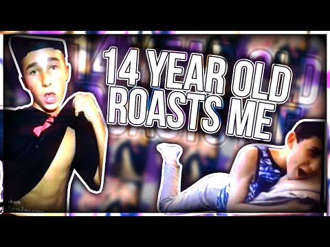 Thumbnail: Hunter Rowland ROASTED ME!!!