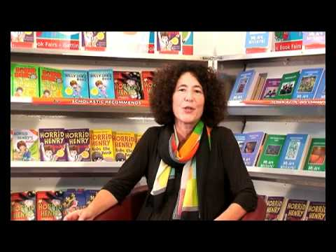 Francesca Simon introduces We Are Writers