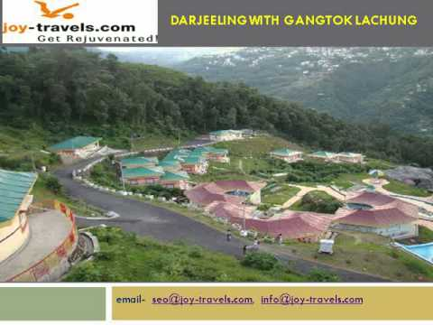 Darjeeling With Sikkim North East India Tour Guide Joy Travels Packages