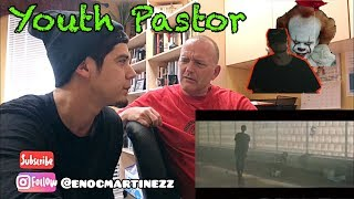 "NF ""Why"" Youth pastor REACTION.... Totally EXPECTED his REACTION!"
