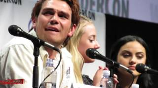 Riverdale Cast Funny&Cute Moments 8