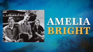 Ben Folds Five - Amelia Bright (Rare Live Recording) - Lyrics