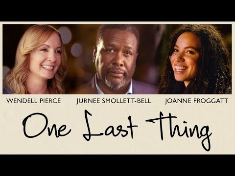 one last thing movie trailer