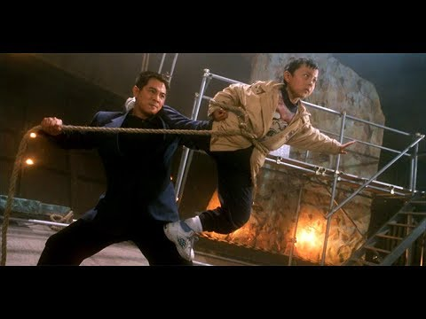 Download Father & Son Fight the Bad Guys - Jet Li VS Yu Rongguang