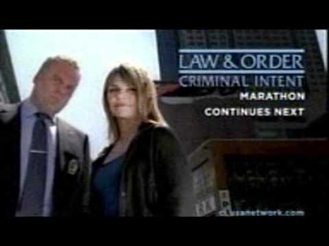 Law and order antithesis