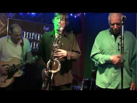 Earl Green- Live- `Round Midnight, Jazz and Blues bar- London, Saturday 5th May 2012 - a