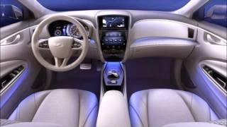 New infiniti Q60 2016 interior
