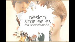 Capa para Fanfic (Spirit) - Design Simples #8