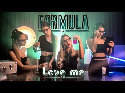 Formula - Love Me |  פורמולה - לאב מי