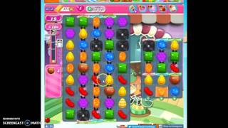 Candy Crush Level 757 help w/audio tips, hints, tricks