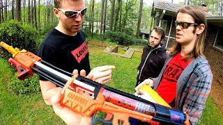 Nerf Gun Game | Modded Mayhem 2.0: Behind the Scenes!
